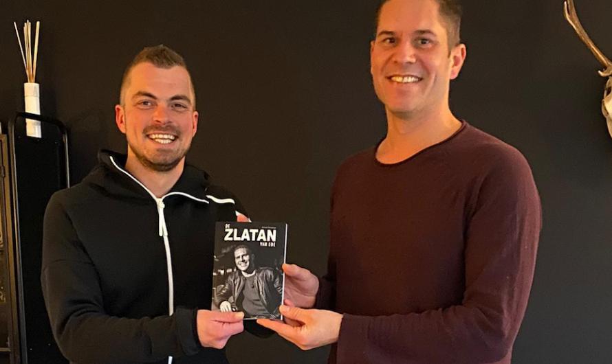 Michael Kerseboom schrijft boek over Edese amateurvoetballer