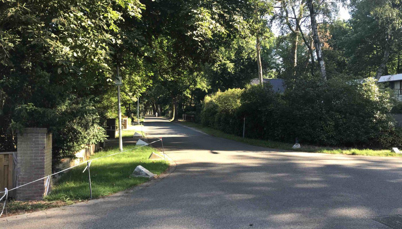 Ook op de Selterskampweg worden maatregelen genomen om het verkeer en de snelheid af te remmen.