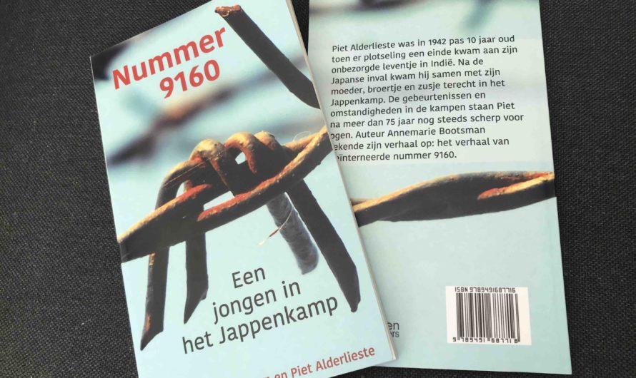 Boek over Bennekommer Piet Alderlieste die Jappenkamp overleefde