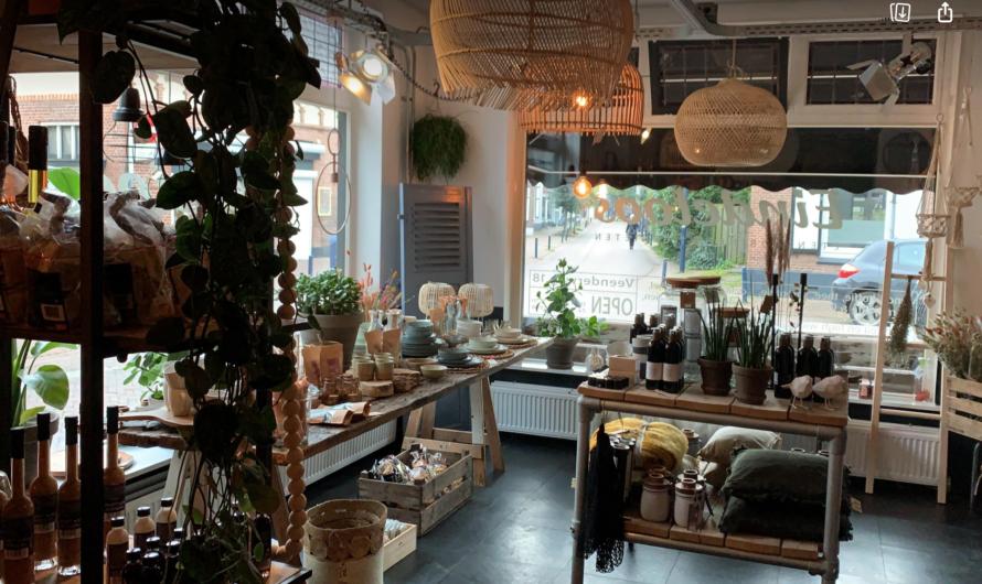 Eindeloos 'denkt om' en vergroot winkel