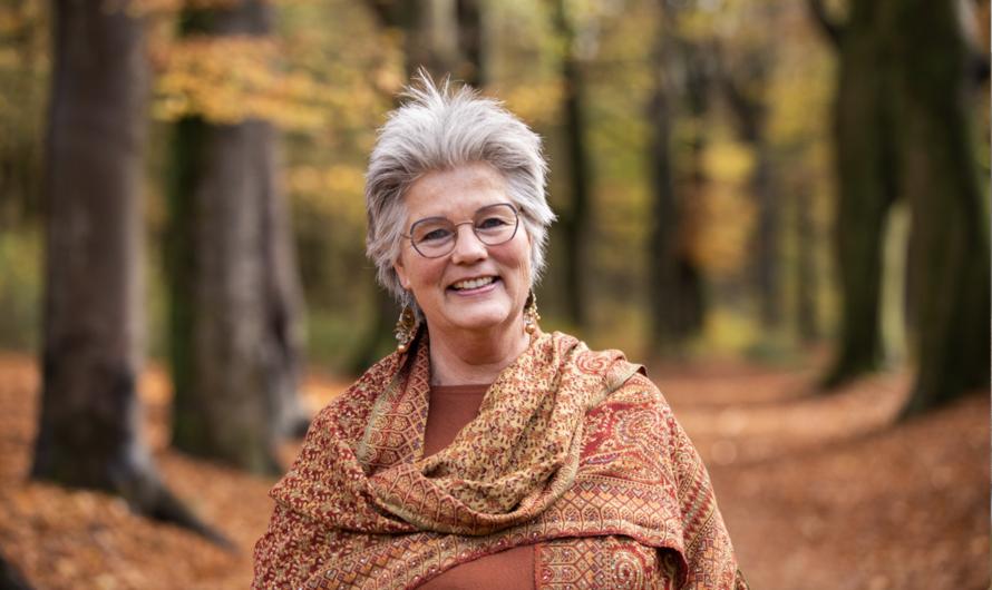 Anne van Rheede schrijft bundel 'Want jouw liefde blijft'