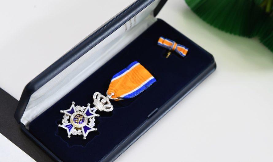 Vier Bennekommers benoemd tot Lid in de Orde van Oranje-Nassau
